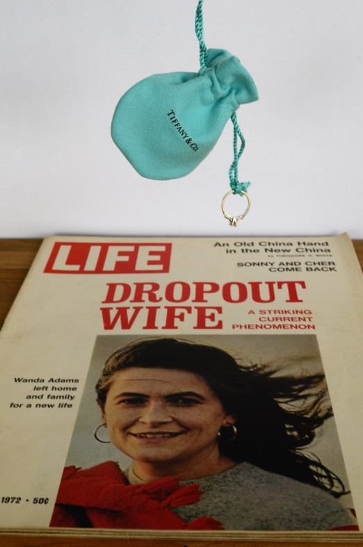 Gaby Berglund Cardenas, Dropout Wife 1972